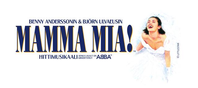 Mamma Mia! – musikaalimatka Helsinkiin lauantaina 12.5.2018